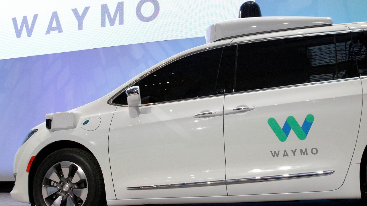 Google's Waymo Receives SEMI Award at SEMICON West
