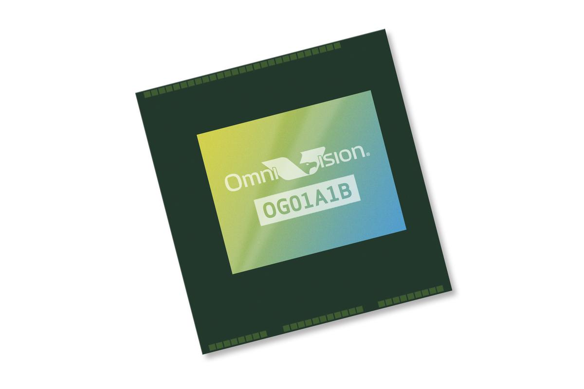 OmniVision Builds Image Sensor with 2.2 Micron Pixel Size