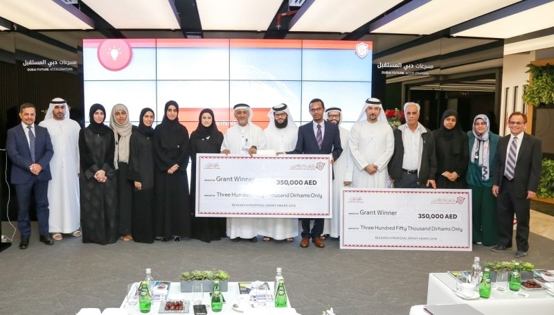 Dubai ESC Take Part in $1.5 Million Investment for Cybersecurity Research Award