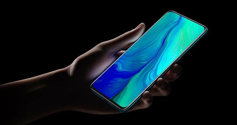 OPPO Reno 3 5G Smartphone May Have Punch-hole Display